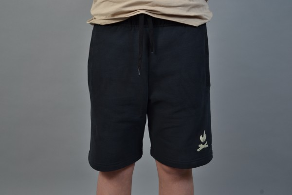 Easy Sweat Short Black