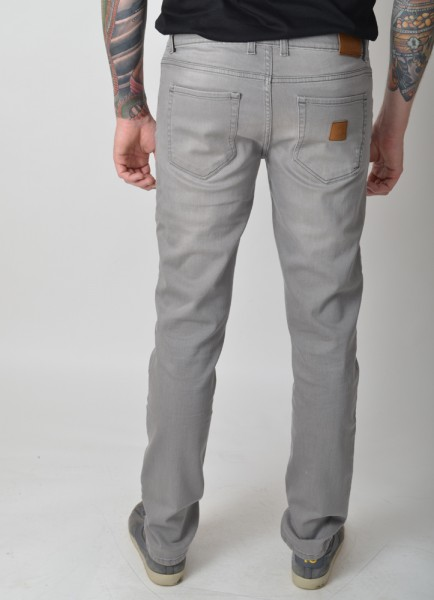 Slim Jeans Pant Light Grey Washed
