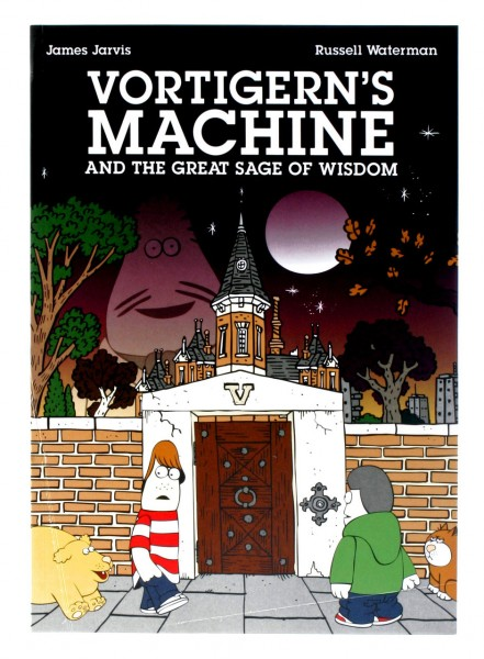 Vortigern's Machine and The Great Sage of Wisdom